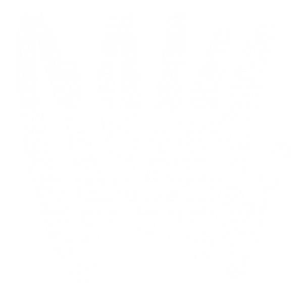 white aem logo