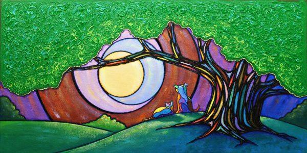 namaeste painting